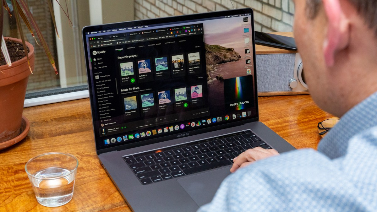 16-inch MacBook Pro (2019) design