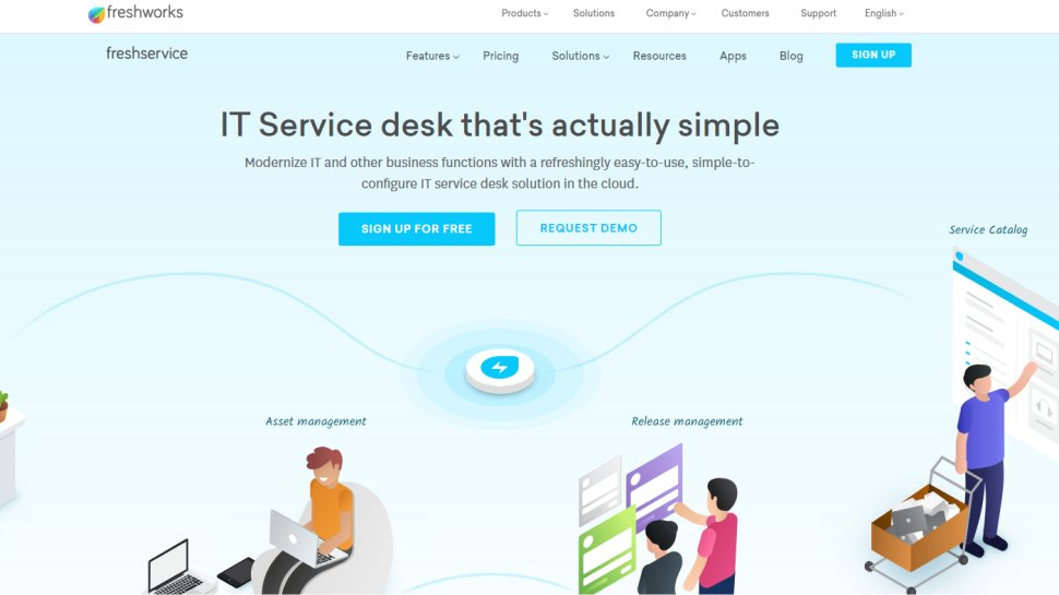 Freshservice - ITSM software that focuses on problem solving and prevention