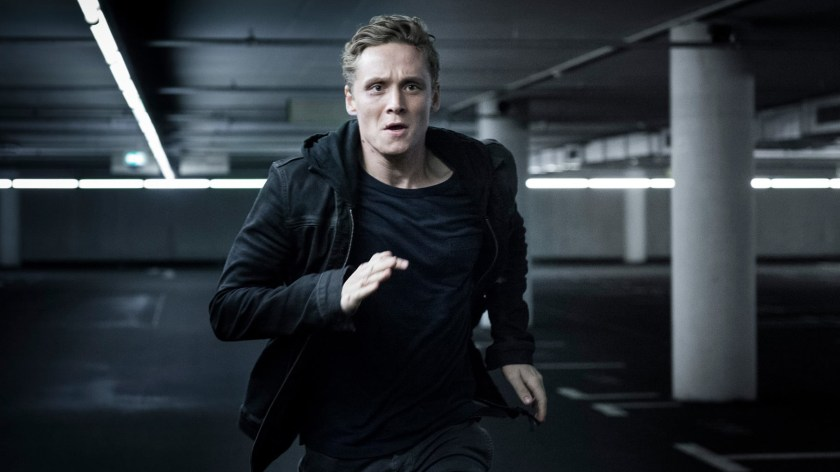 A still from the tv show you are wanted
