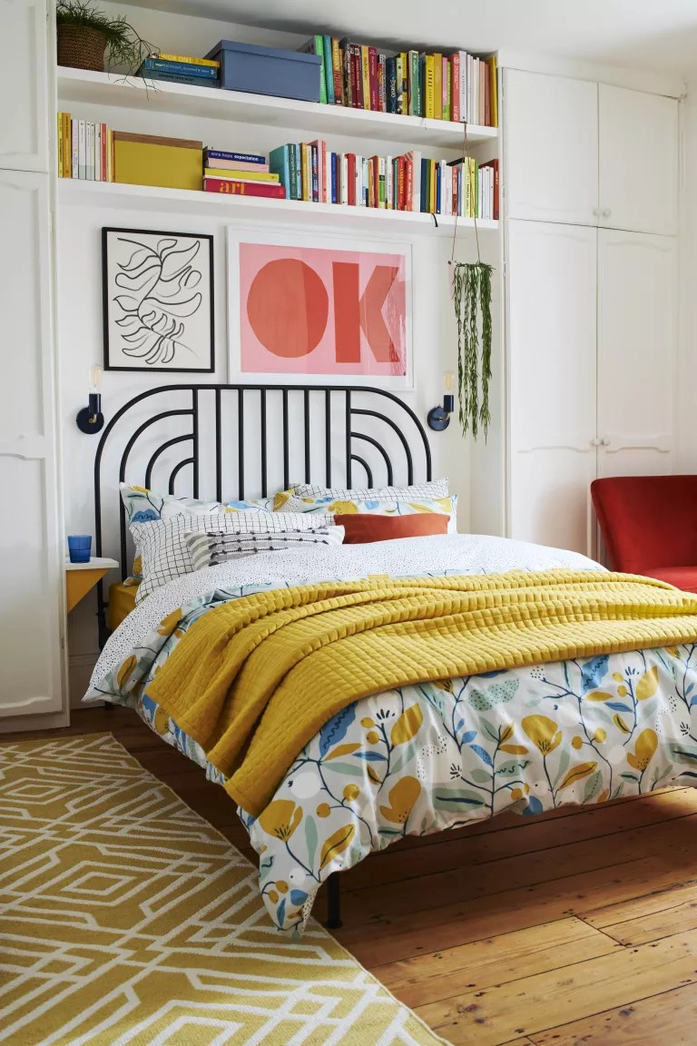 John Lewis modern bedroom