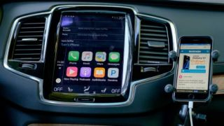 Volvo XC90 Apple CarPlay