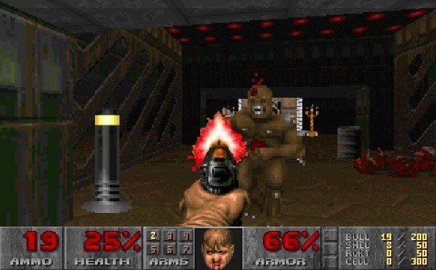 Doom Free Online Action Games