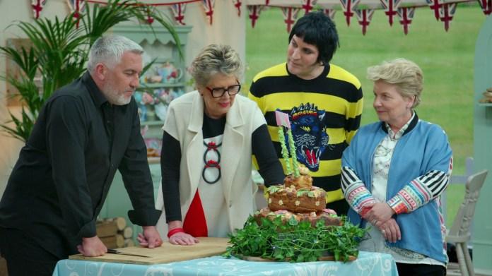 Best Netflix shows: The Great British Baking Show