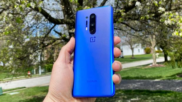 best 5g phones: OnePlus 8 Pro