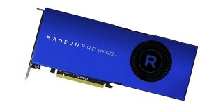 Best graphics cards: AMD Radeon Pro WX8200