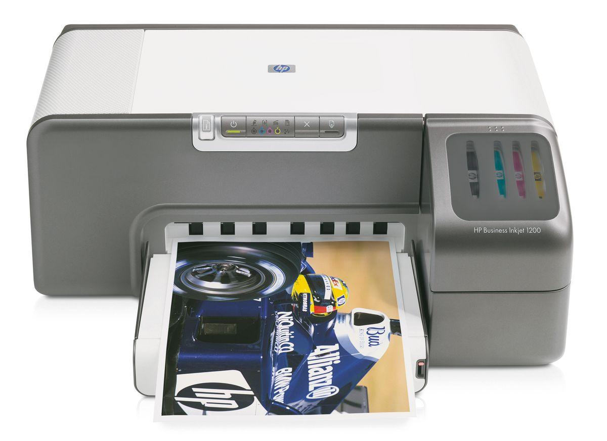 Hp Business Inkjet 1200d Review Techradar