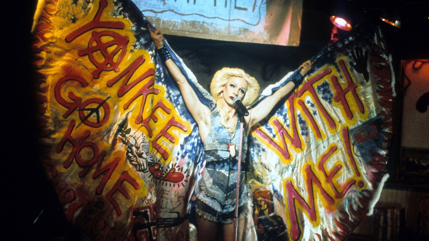 Movies to watch during Pride: Hedwig and the angry inch