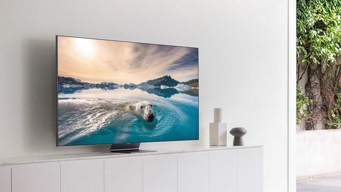 Best 85-inch TV: Samsung Q90T 4K QLED TV (QN85Q90TAFXZA)
