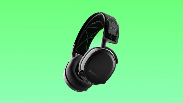 Best Xbox headsets: SteelSeries Arctis 7X