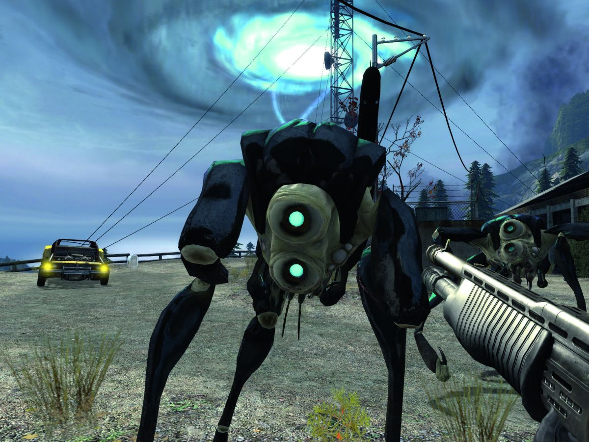 Half Life 2 Episode Two Review