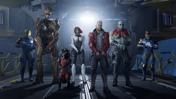 Marvel's Guardians of the Galaxy release date confirmed - you'll be playing  as Star-Lord in October   GamesRadar+