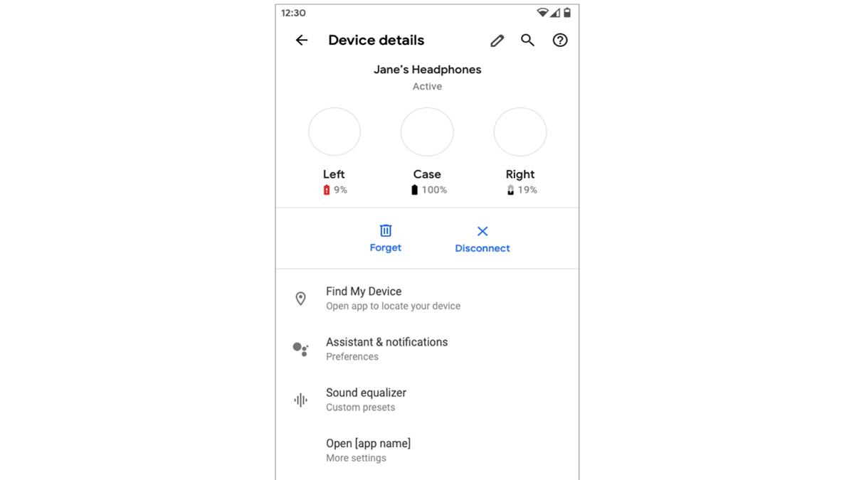 Bluetooth Fast Pair