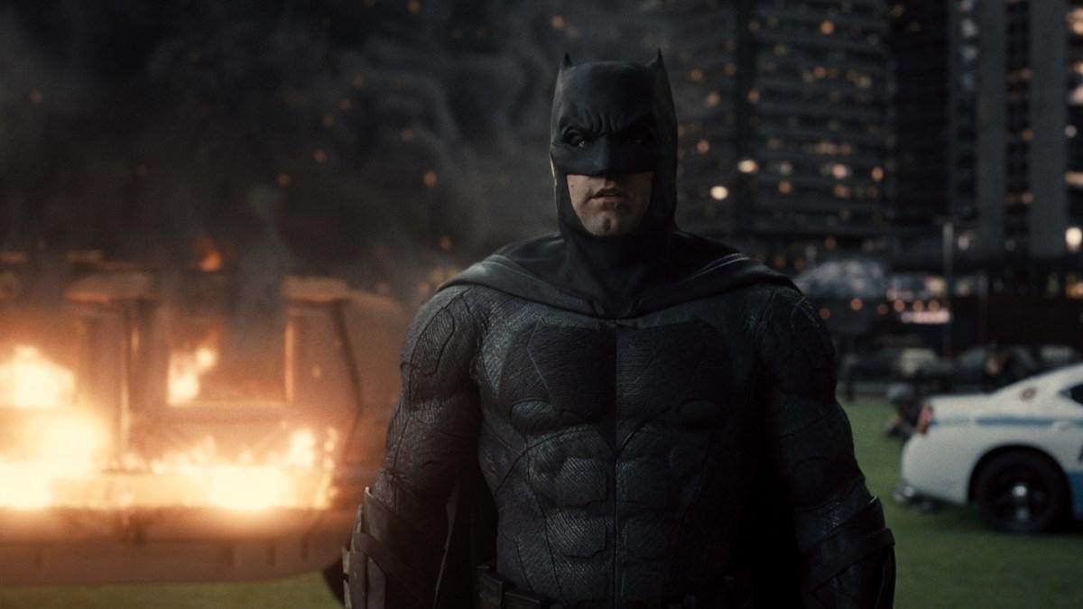 Snyder Cut Justice League review: Batman