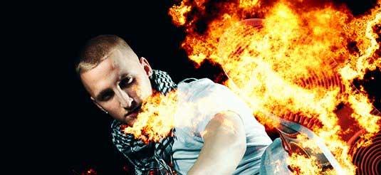 Free Photoshop brushes: explosion brushes