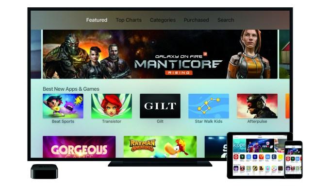 """Képtalálat a következőre: """"Apple TV 4K game"""""""