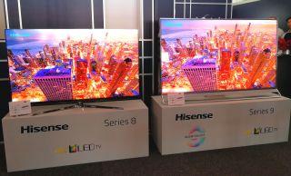 Hisense 4k Tv Does Quantum Dot Tech For Way Less Techradar Tv