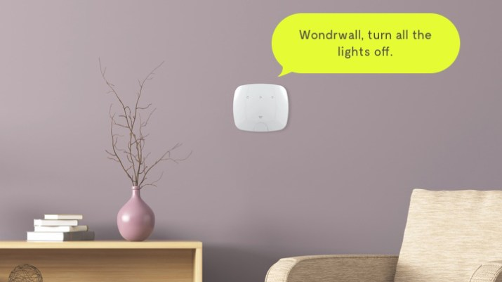 Photo of Wondrwall smart light switch