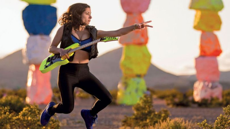"""Nili Brosh: """"I approach solos like a paragraph of speech - musical  punctuation allows the listener to pick out ideas more clearly"""" 