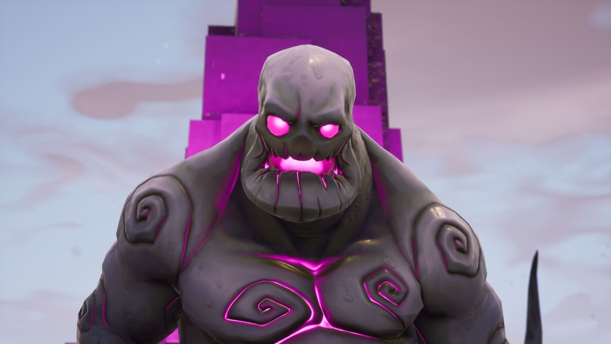 Fortnites Cube Monsters Embrace Them You Cowards PC Gamer