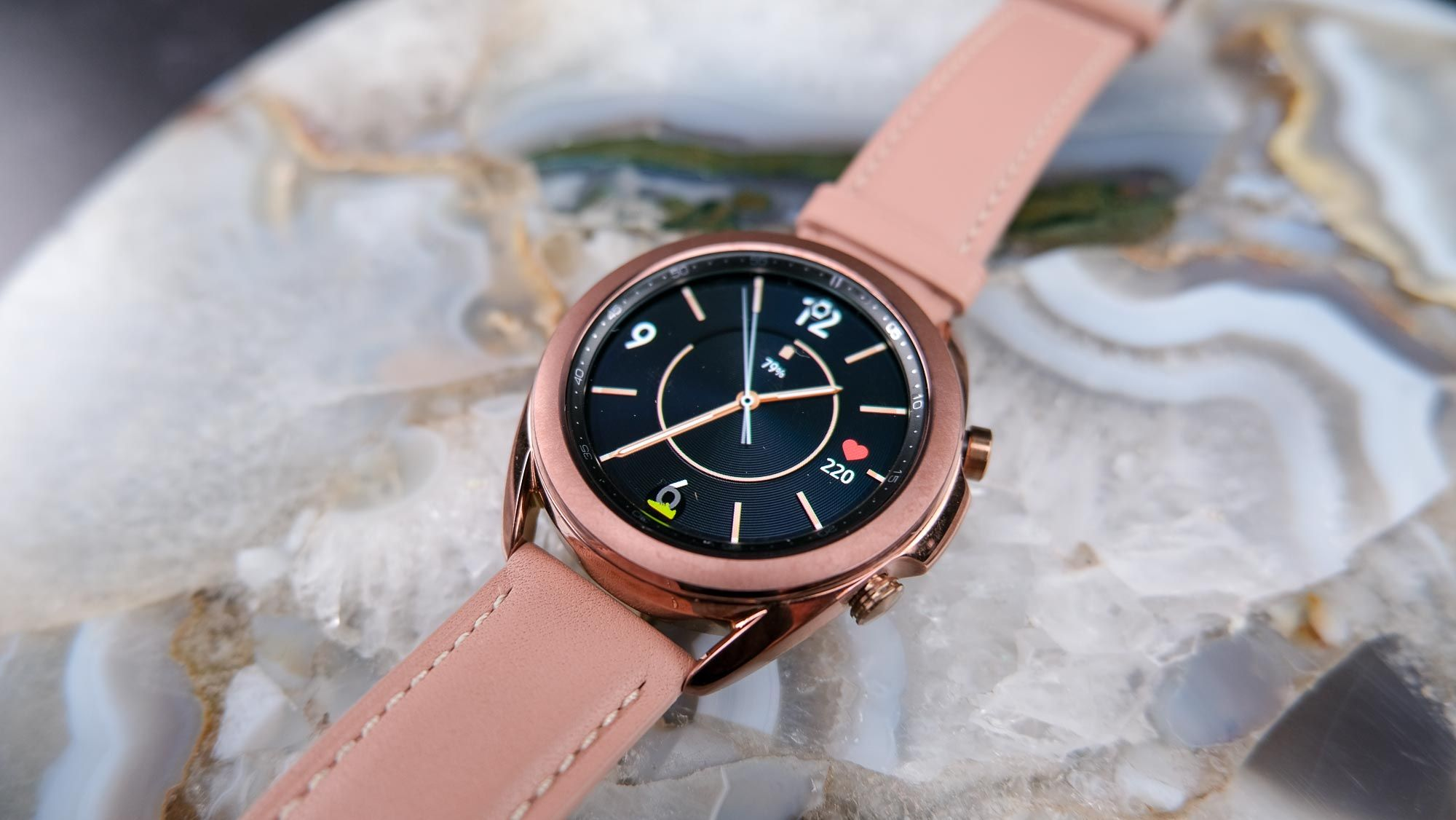 Samsung Galaxy Watch 3 Review Tom S Guide