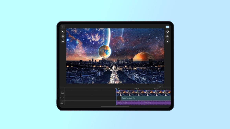 best video editing apps: Cyberlink PowerDirector