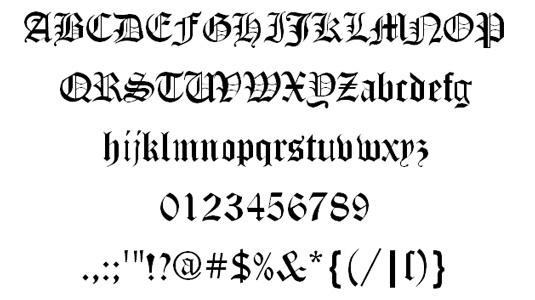 6099a156e6906921b3766a741a8a1c5d 51 free tattoo fonts for your body art Random