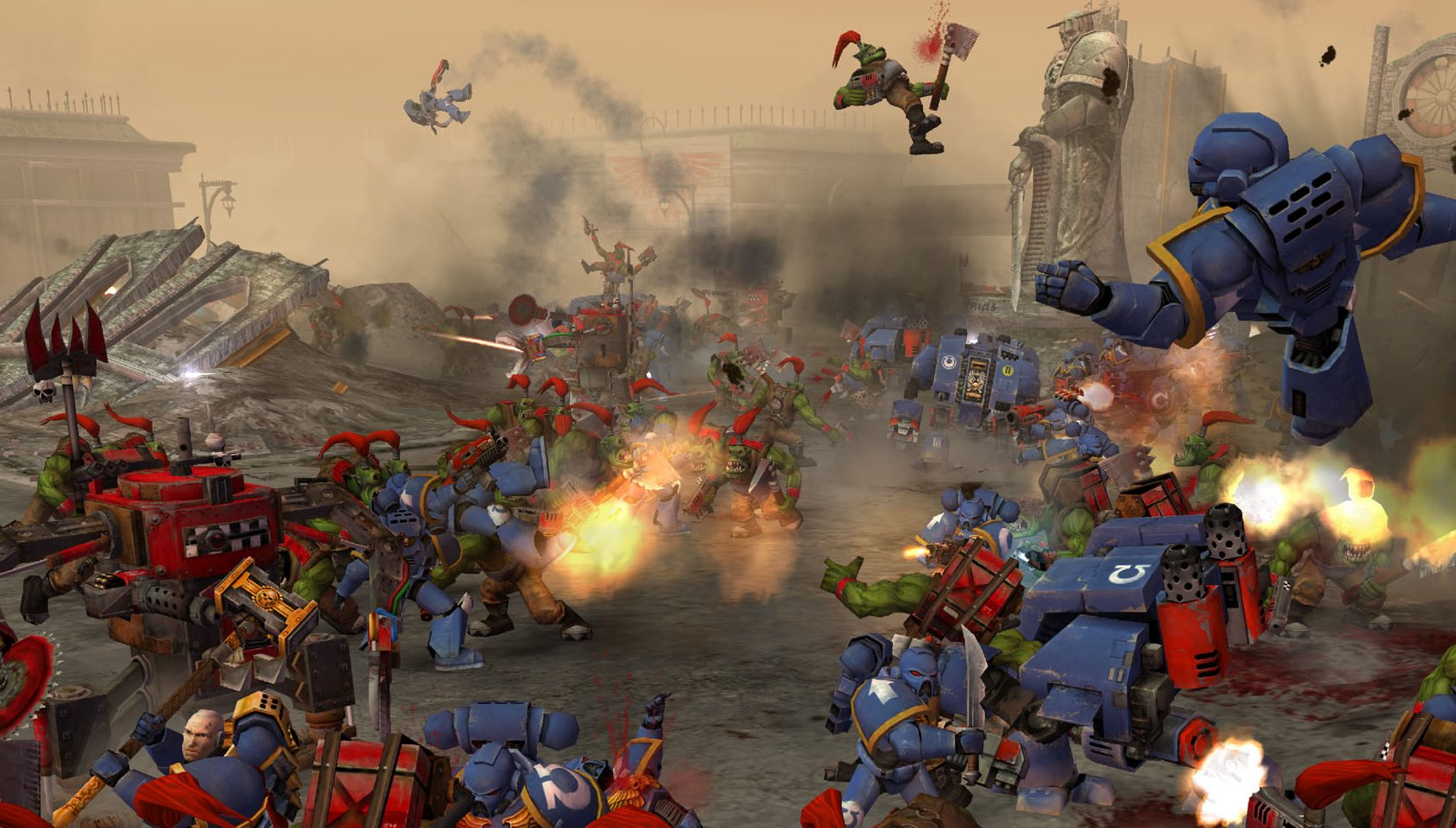 Dawn Of War 3 Domain Registered PC Gamer