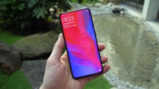 The all-screen Oppo Find X has pop-up front and rear cameras