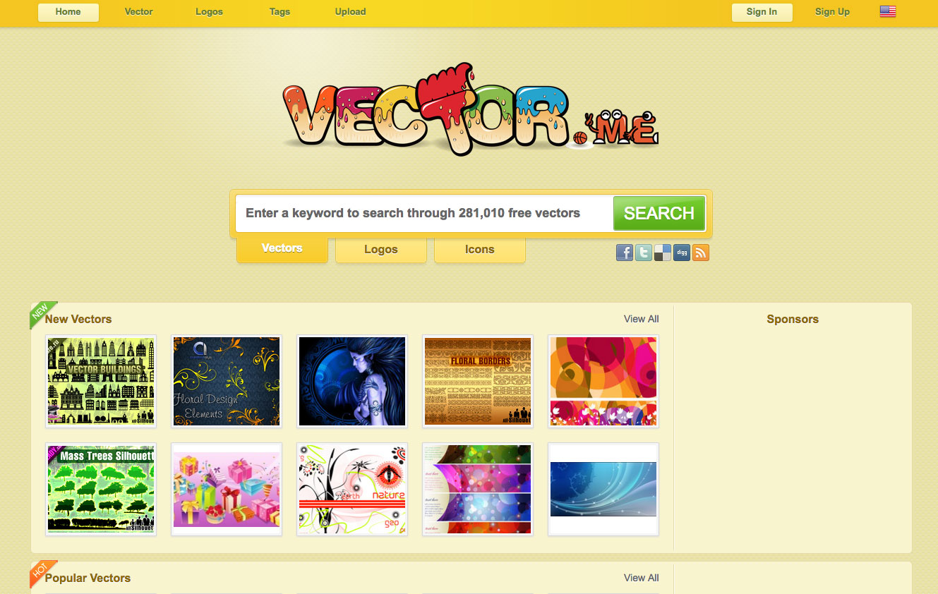 The 22 best places to find free vector art online