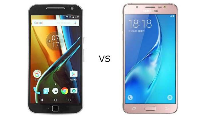 Moto G4 Plus Vs Samsung Galaxy J5 2016 Techradar