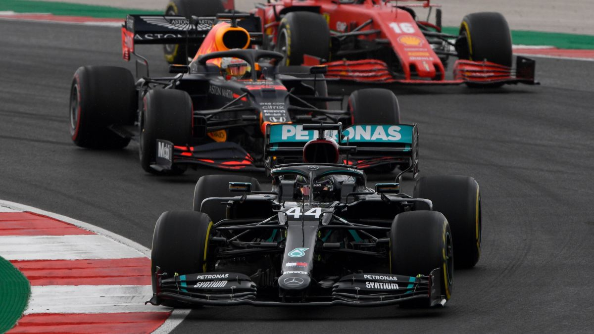 F1 Portugal live stream: times and how to watch Portuguese Grand Prix 2021 online from anywhere