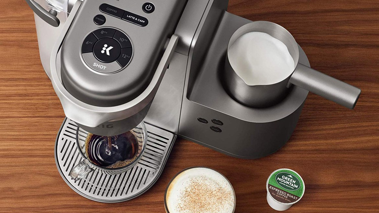 Keurig coffee maker K-Cafe