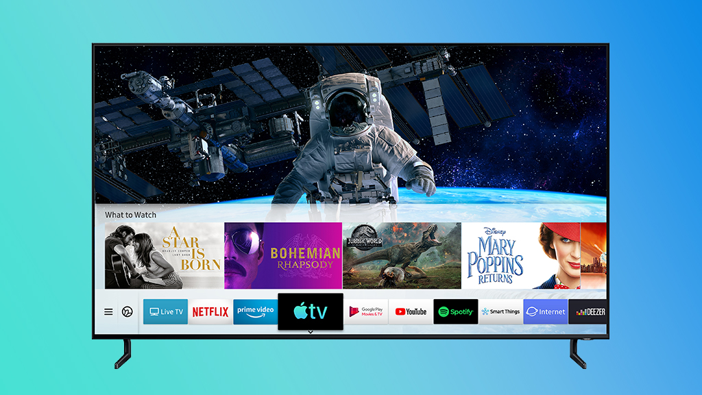 Apple TV app and AirPlay 2 now available on Samsung's 2019 smart TVs 1