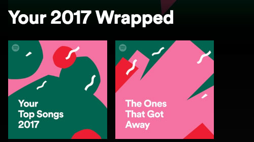 spotify your 2017 wrapped