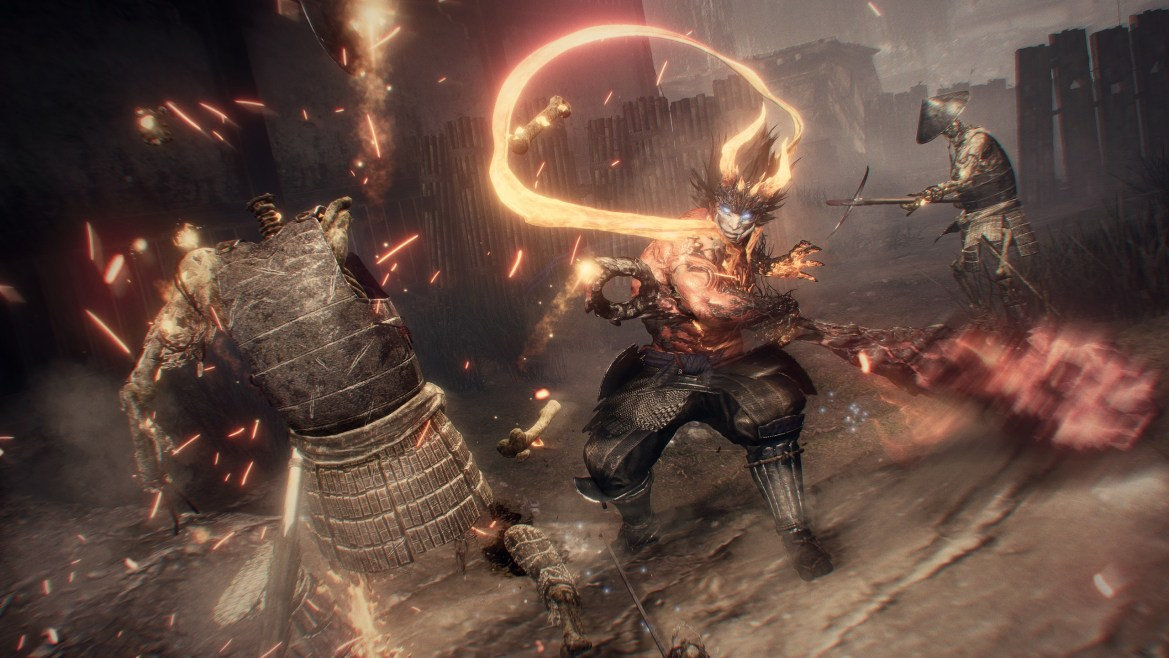 Nioh Remastered on PS5
