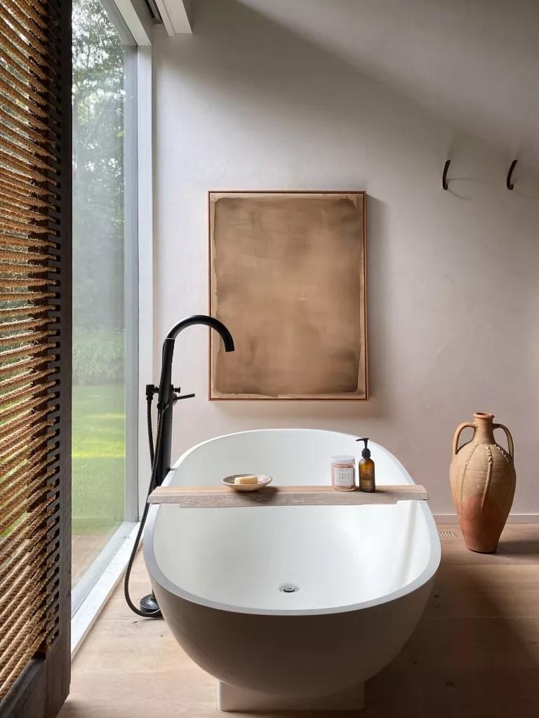Japandi - bathroom