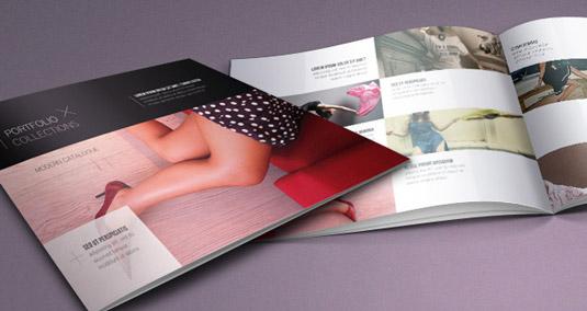 Best brochure templates: Product brochure