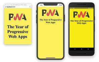 Progressive web apps: basic PWA