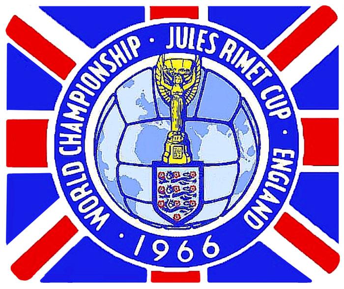England 1966 world cup logo
