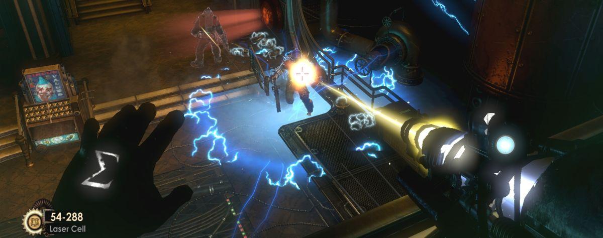 Bioshock 2 Minervas Den Review PC Gamer