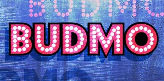 Retro fonts: Budmo