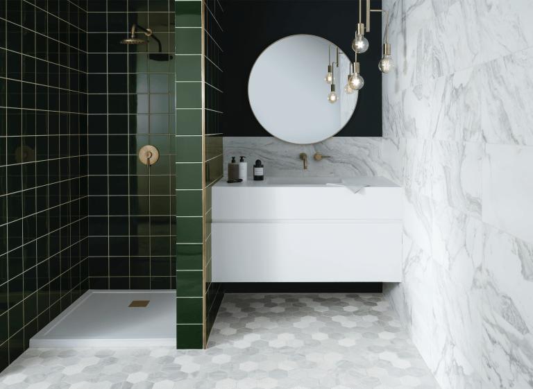 22 bathroom tile ideas the most