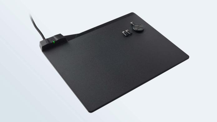 best gaming mouse pad: Corsair MM1000