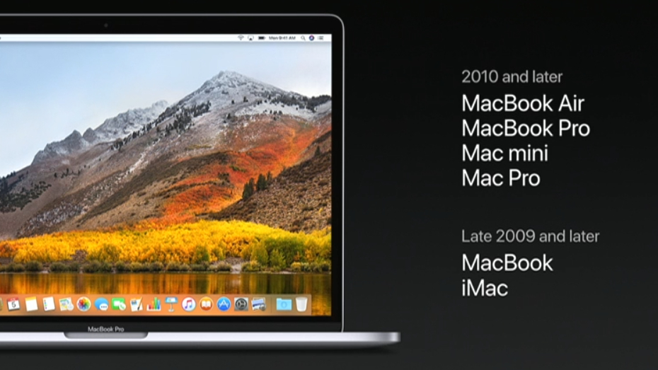 macOS 10 13 High Sierra release date, news and features – JanyoBytes