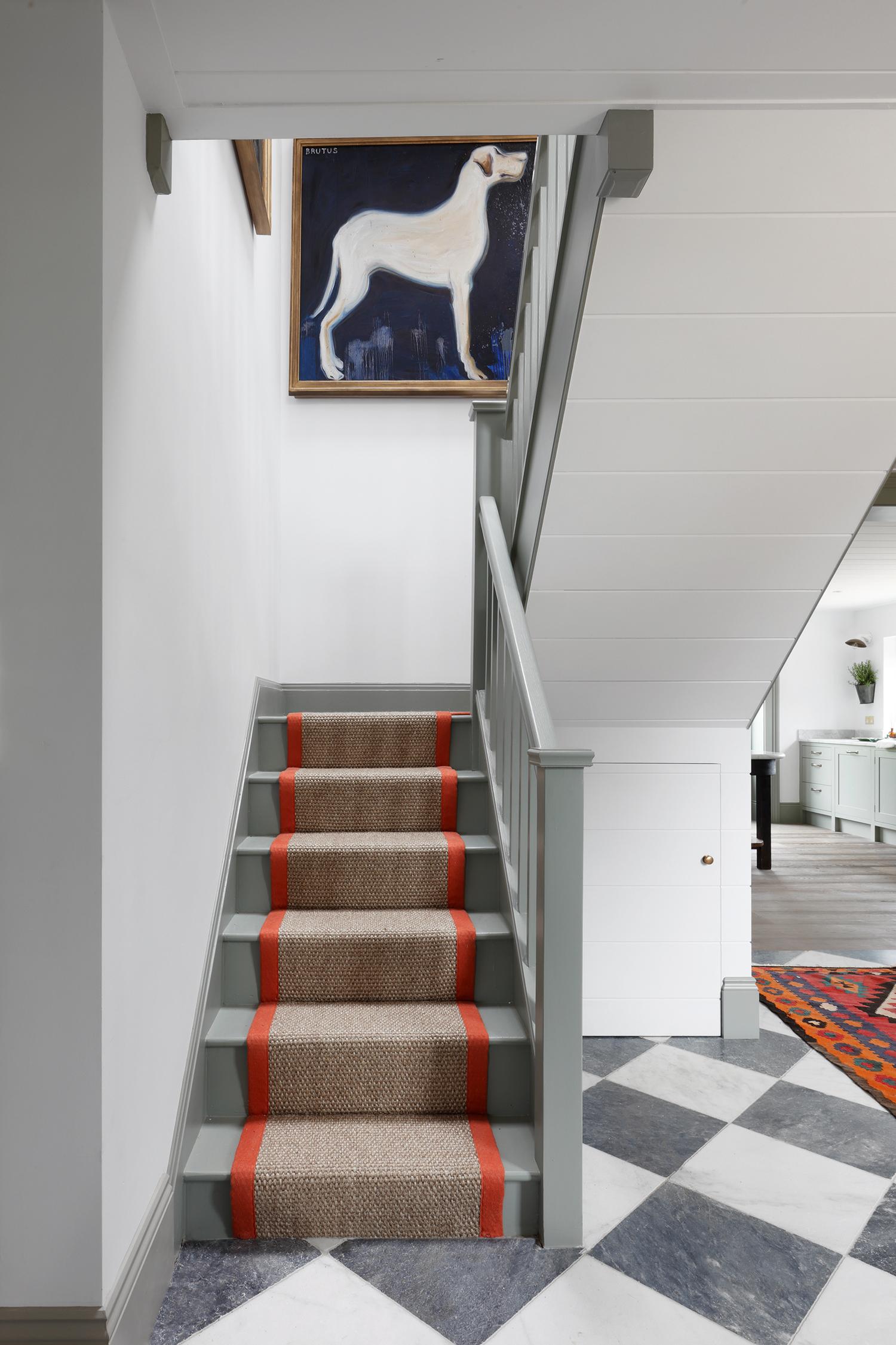 Stair Runner Ideas 25 Gorgeous Stair Runners For Modern Homes Livingetc