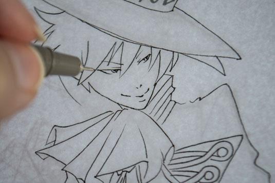 How to draw manga - eyes 1