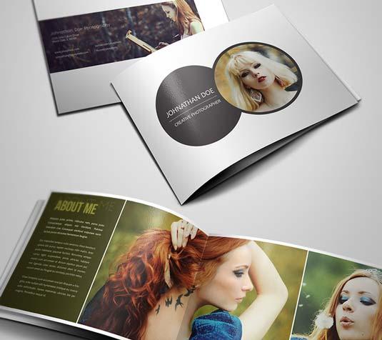Best brochure templates: creative portfolio