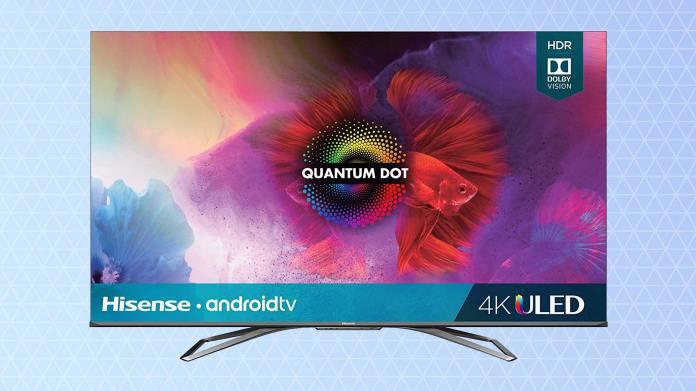 Hisense H9G Quantum Android TV (55H9G)