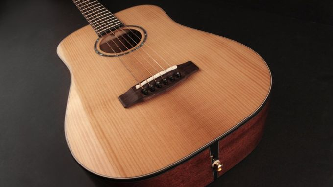 Cort S Gold Mini Promises The Best Of A Dreadnought At 3 4 The Size Musicradar