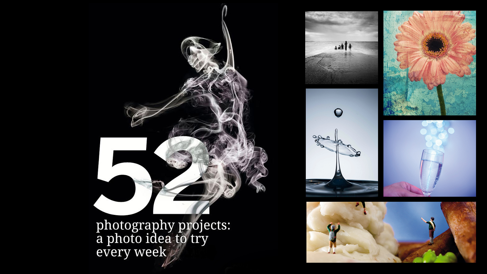 Cool Photography Assignments 7 Photography Projects To